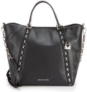 MICHAEL Michael Kors Sadie Medium Bucket Bag - BLACK - STYLE