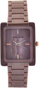 Anne Klein AK/2953 Mauve Watch
