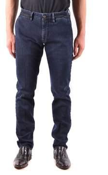 Siviglia Men's Blue Pants.