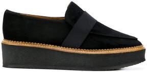 Castaner platform loafers