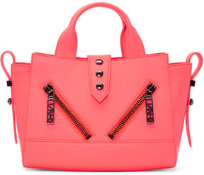 Kenzo Pink Mini Kalifornia Bag