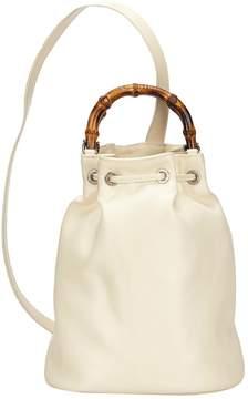 Gucci Bamboo backpack - ECRU - STYLE