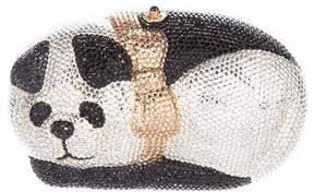 Judith Leiber Embellished Panda Minaudière