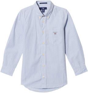 Gant Blue Gingham Shirt