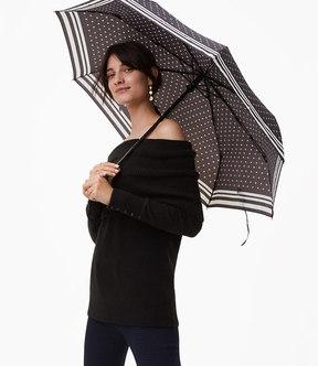 LOFT Mosaic Stripe Umbrella