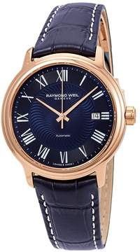 Raymond Weil Maestro Automatic Blue Dial Men's Watch