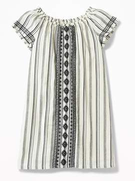 Old Navy Embroidered Shift Dress for Girls