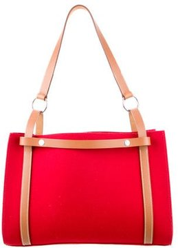 Hermes Cabalicol Tote PM - RED - STYLE