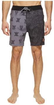 Globe Evil Paradise Boardshorts Men's Swimwear