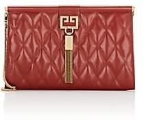 Givenchy Women's Gem Medium Leather Shoulder Bag-Brown