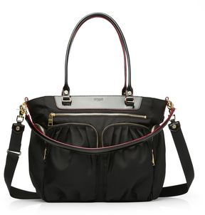 MZ Wallace Black Bedford Abbey Tote