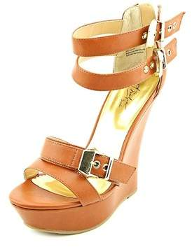 Thalia Sodi Womens Elia Open Toe Casual Platform Sandals.