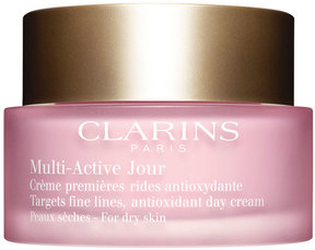 Clarins Multi-Active Day Cream for Normal to Dry Skin, 1.7 oz.