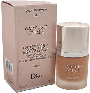 Christian Dior Ivory Capture Totale Triple-Correcting Serum Foundation