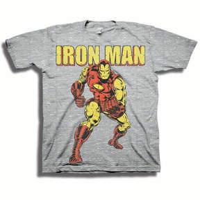 Freeze Toddler Boys Marvel Iron Man Graphic T-Shirt
