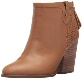 Tommy Hilfiger Lyra2 Ankle Booties, Natural Multi, 9 US