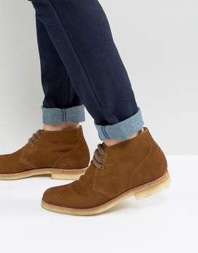 Grenson Oscar Short Lace Up Boots