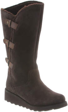 BearPaw Hayden Womens Water Resistant Winter Boots