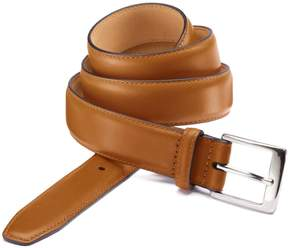 Charles Tyrwhitt Tan Leather Formal Belt Size 30-32