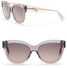 Just Cavalli Modified 56mm Plastic Sunglasses