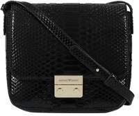Emporio Armani Y3b080 Yh20a 80001 Black Clutch Handbag.