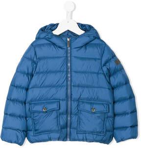 Il Gufo puffer jacket