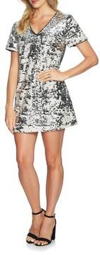 1 STATE Women's 1.state Sequin Minidress