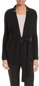 ATM Anthony Thomas Melillo Women's Wool Blend Belted Cardigan
