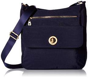 Baggallini Antalya Top Zip Flap Crossbody