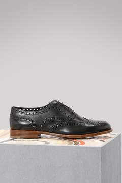 Church's Perforated Burwood 3W brogue shoes