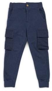 Lucky Brand Little Boy's Pier Jogger Pants
