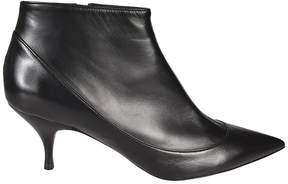 Nina Ricci Kitten Heel Ankle Boots