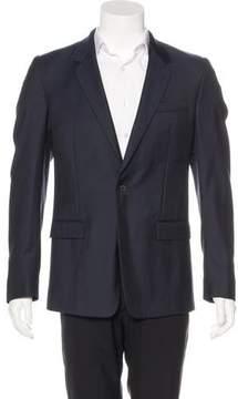 Marc Jacobs Twill Wool Blazer