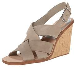 Dolce Vita Womens Remie Leather Open Toe Special Occasion Platform Sandals.