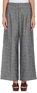 Derek Lam Women's Mélange Wide-Leg Jeans