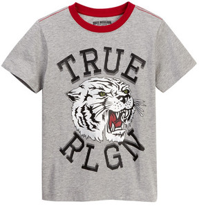 True Religion Roar Tee (Big Boys)