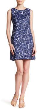 Cynthia Steffe Jade Sleeveless Floral Jacquard Dress