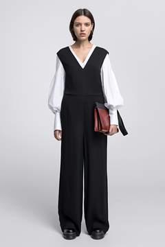 Dagmar | Virginia Crepe Viscose Jumpsuit Black | M