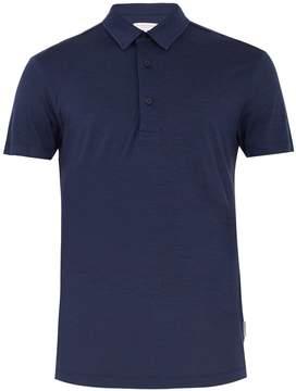 Orlebar Brown Linwood wool polo shirt