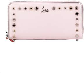 Christian Louboutin Pompadour Leather Wallet