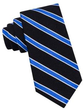 Lord & Taylor Eldridge Core Striped Tie