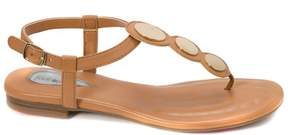 Foot Petals Ellie Leather Thong Sandal with Cushionology