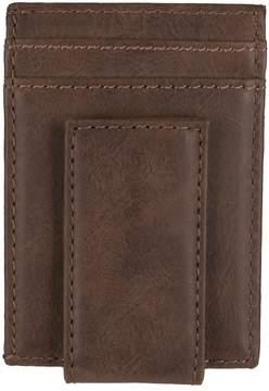 Columbia Men's Rfid-Blocking Magnetic Front-Pocket Wallet