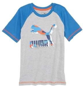Puma Costa Graphic Raglan T-Shirt