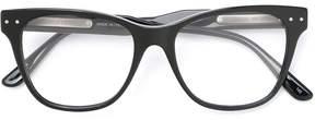 Bottega Veneta square frame glasses