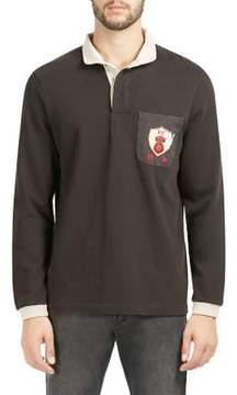 Kent & Curwen Griffis Slim Rugby Shirt