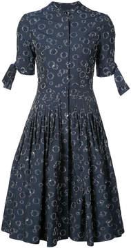 Carolina Herrera bubble fils coupe shirt dress