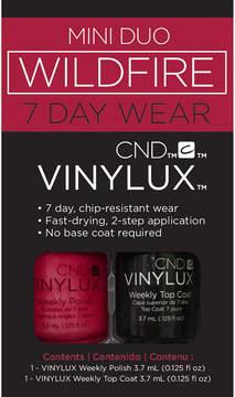 CND Vinylux Mini Wildfire Duo