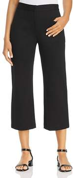 T Tahari Naima Straight Crop Pants