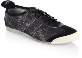 Onitsuka Tiger by Asics Mexico Leather & Suede Sneakers